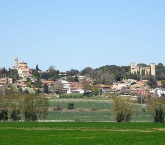 vista palau i castell